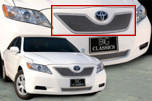 2007 - 2009 Toyota Camry LE/SE 1pc Upper Fine Mesh Grille