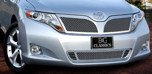 2009 - 2012 Toyota Venza 2pc Heavy Metal Mesh Grille
